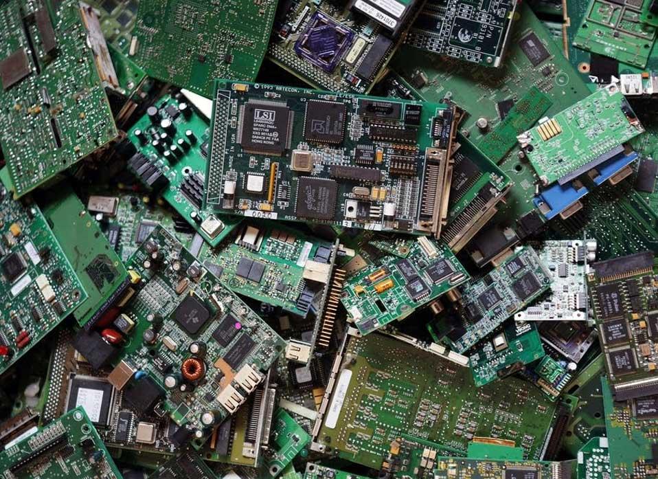 Gestión de residuos tecnológicos
