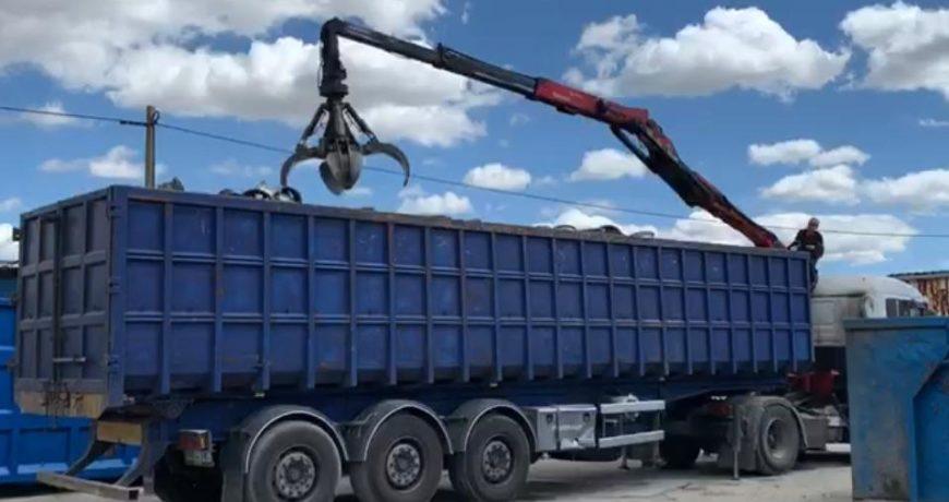 Transporte de materiales residuos tóxicos