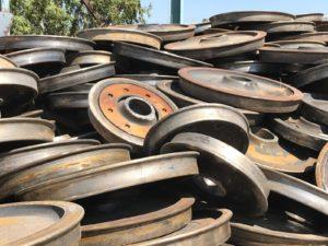 Gestión de metales - Llantas