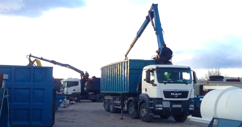 Transporte de residuos tóxicos